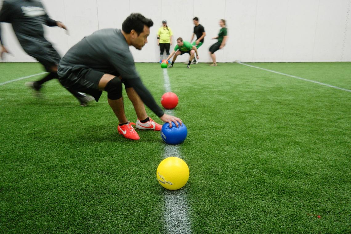 FXA Sports | Co-ed Adult Dodgeball League
