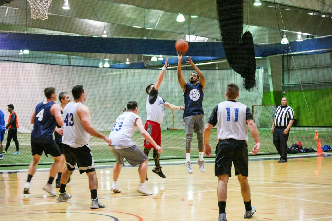 Atlanta Men's Basketball League | Active Atlanta