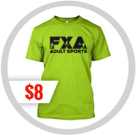 FXA Sports | Men's & Co-ed Adult Flag Football Leagues
