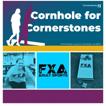 Cornerstones Charity Cornhole Tournament | October 26, 2019